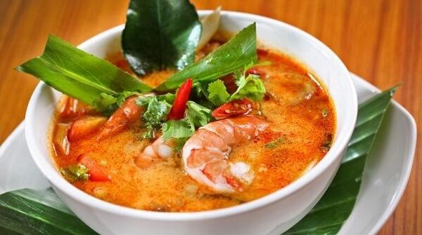 Cách nấu lẩu Thái Tomyum