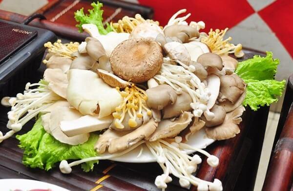 Cách nấu lẩu Thái nấm