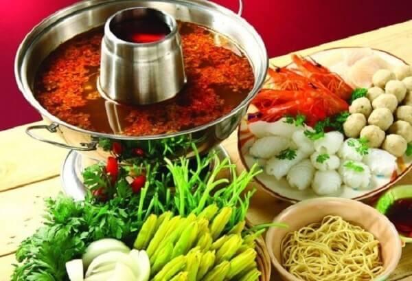 Cách nấu lẩu Thái miền Nam