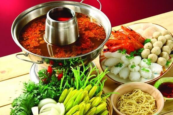 Cách nấu lẩu thái : lẩu hải sản chua cay đúng vị đơn giản nhất