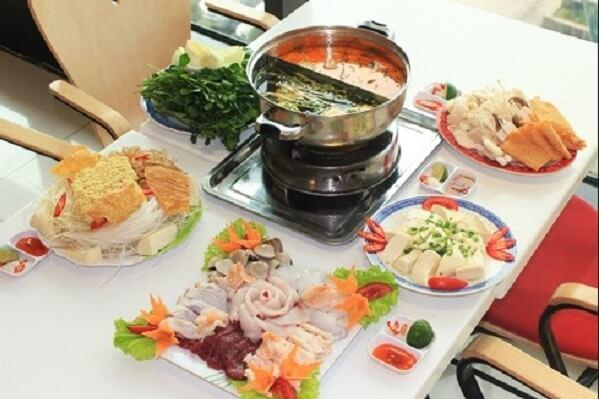 Cách nấu lẩu thập cẩm – Lẩu thập cẩm hải sản thơm ngon