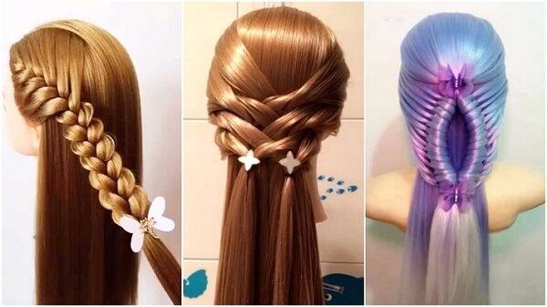 Những kiểu tết tóc đơn giản mà tiện lợi và rất dễ làm