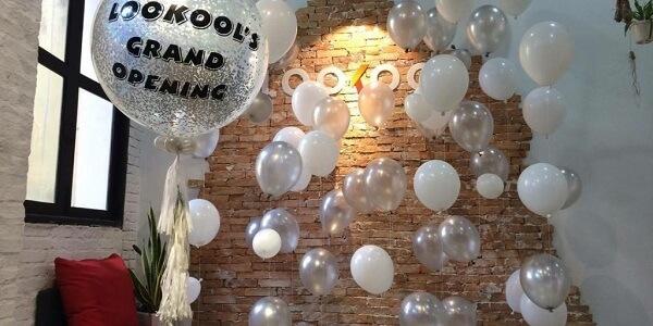 Những cách tự trang trí sinh nhật bằng bóng bay độc đáo