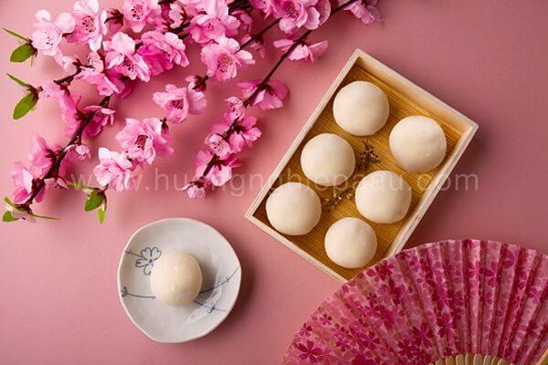 Bánh Mochi được làm với rất nhiều loại và cách chế biến khác nhau