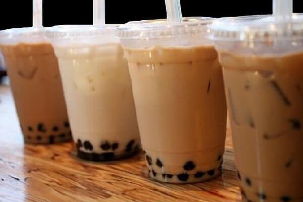 Thật đơn giản để có đầy đủ những nguyên liệu làm ra ly trà sữa thơm ngon nhé !