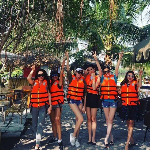 Làng du lịch Tre Việt - Đồng Nai