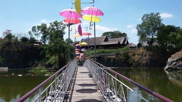 Khu du lịch Bửu Long gần Sài Gòn