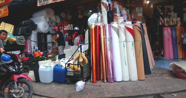 Chợ da Hòa Hảo