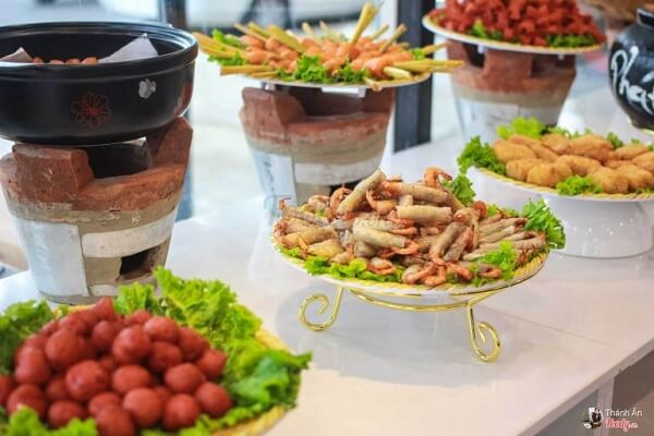 BBQ Đệ Nhất - quán nướng ngon ở đà nẵng2