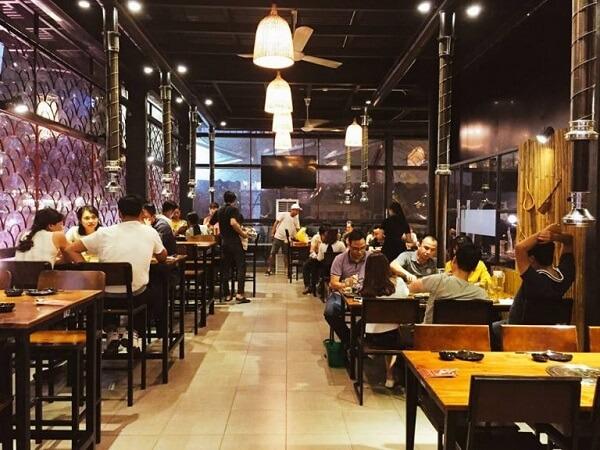 Dasushi BBQ & Beer - quán nướng ngon ở đà nẵng1