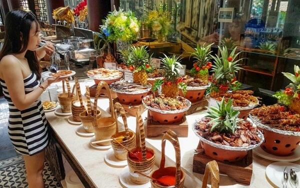 Soho Buffet & Alacarte- quán nướng ngon ở đà nẵng 1