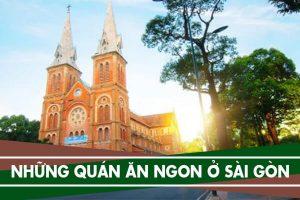 Món ngon Sài Gòn - Những quán ăn ngon ở Sài Gòn - Ăn gì ở Sài Gòn