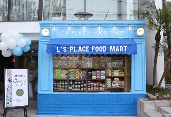 Cửa hàng L's Place