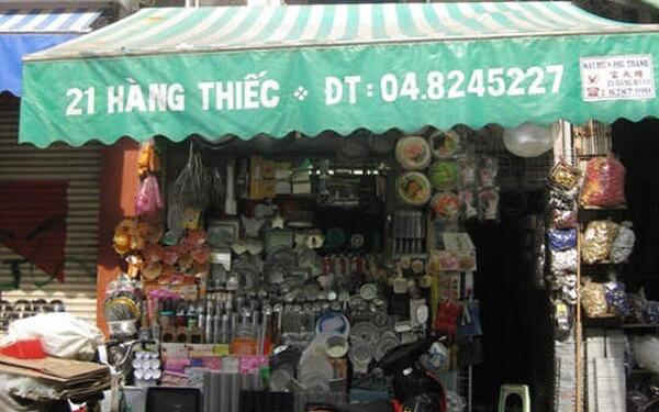 Cửa hàng Thái Sơn