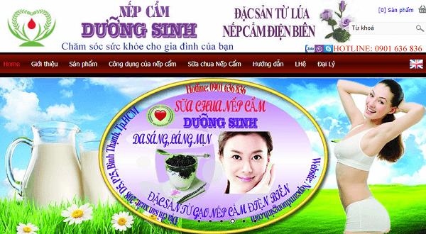 Nếp cẩm dưỡng sinh - Từ lúa nếp đặc sản Điện Biên