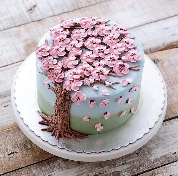Những chiếc bánh sinh nhật đẹp nhất độc đáo dễ thương, đẹp và ý nghĩa