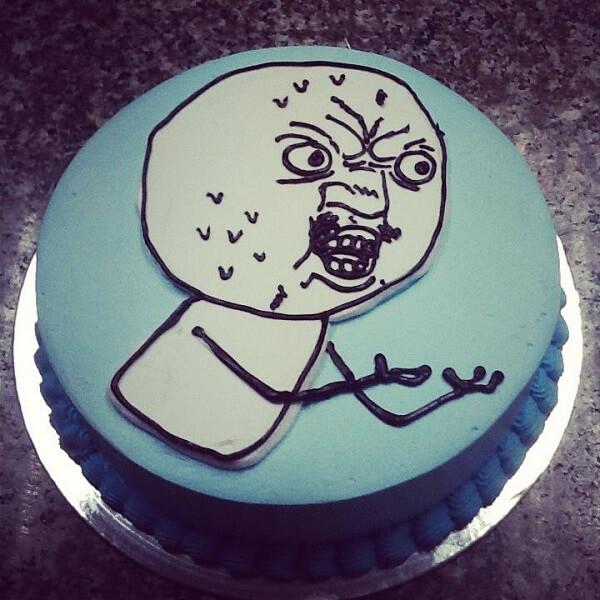 Những chiếc bánh sinh nhật buồn cười nhất Thế Giới, cực độc đáo