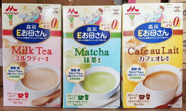 Sữa bà bầu Morinaga
