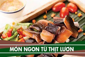 Thịt lươn nấu gì ngon nhất, Các món ngon chế biến từ lươn