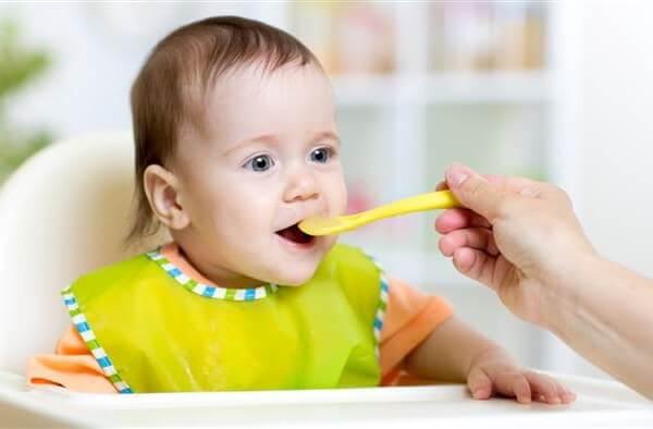 Ăn dặm kiểu Nhật 6 tháng có thể cho bé ăn 2 bữa/ ngày