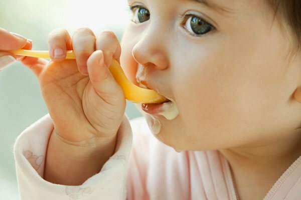 Ăn dặm kiểu Nhật bắt đầu khi nào là câu hỏi của nhiều bố mẹ