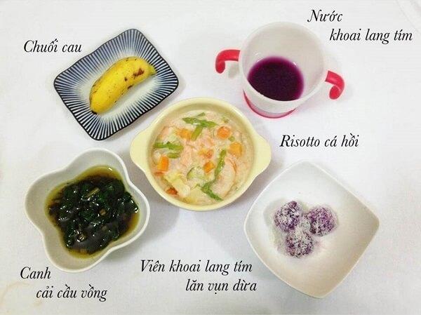 Kết hợp ăn dặm kiểu Nhật và BLW tạo cho bé niềm vui ăn uống - 2