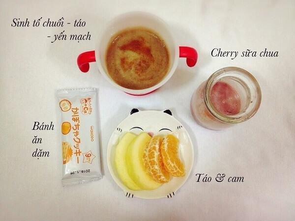 Kết hợp ăn dặm kiểu Nhật và BLW tạo cho bé niềm vui ăn uống - 1