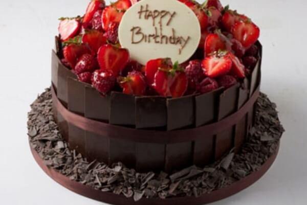 Bánh sinh nhật - phần không thể thiếu