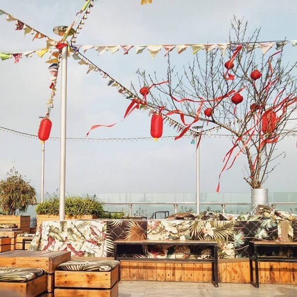 Trill Rooftop Cafe & Bistro - 3