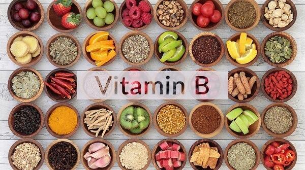 Các loại vitamin nhóm B – Tác dụng của vitamin B đối với làn da
