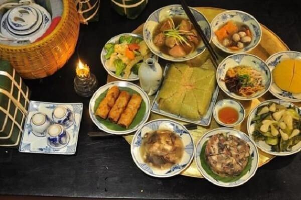 Các món ăn cổ truyền ngày Tết miền Bắc
