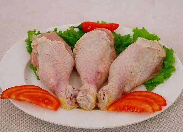 Đùi gà rút xương nướng ngũ vị hương 1