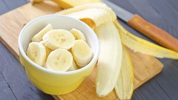 Chuối cho bữa sáng giúp giảm cân hiệu quả