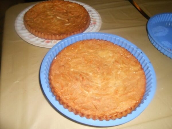 Cách làm bánh khoai mì nướng bằng nồi cơm điện 3