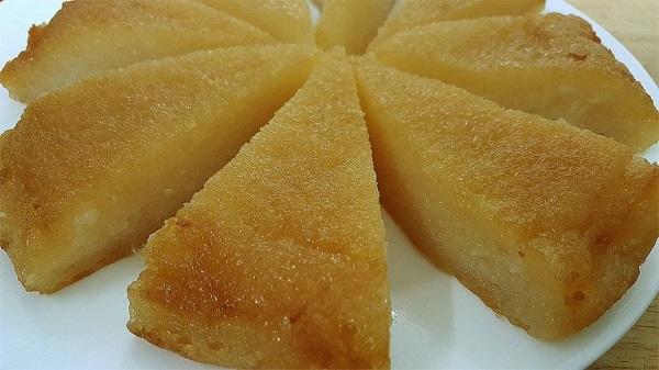 Cách làm bánh khoai mì nướng bằng lò vi sóng 2