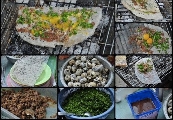 Cách làm bánh tráng nướng ngon giòn đúng vị Đà Lạt – banh trang nuong