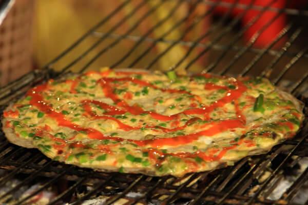 Bánh tráng nướng – cách làm bánh tráng nướng đà lạt