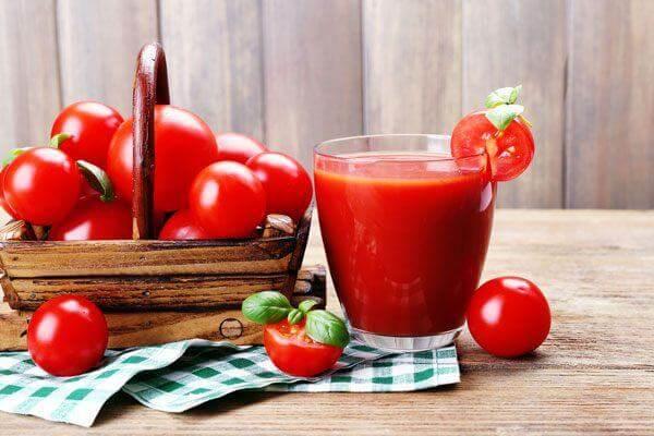 Cách làm sinh tố cà chua – Sinh to ca chua thơm ngon bổ dưỡng