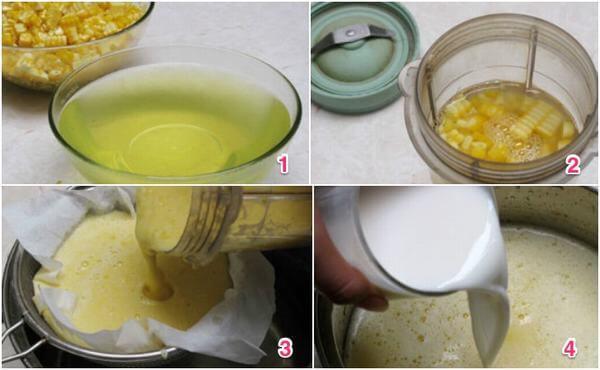 Cách làm sữa bắp thơm ngon ngọt ngay tại nhà – cách làm sữa bắp ngon