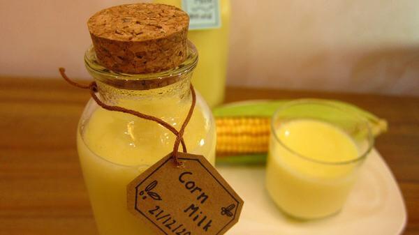 Sữa bắp không chỉ giúp tốt cho hệ tiêu hóa mà còn giúp tăng trưởng và phát triển chiều cao