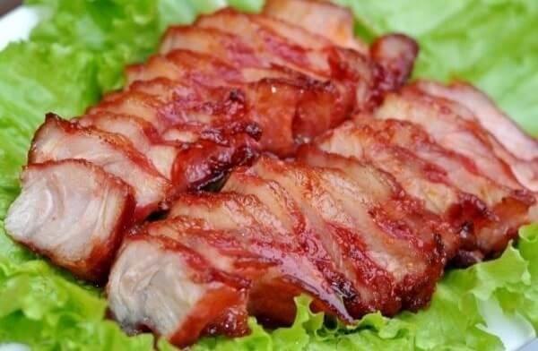 Món thịt xá xíu chuẩn vị người Hoa - cách làm thịt xá xíu