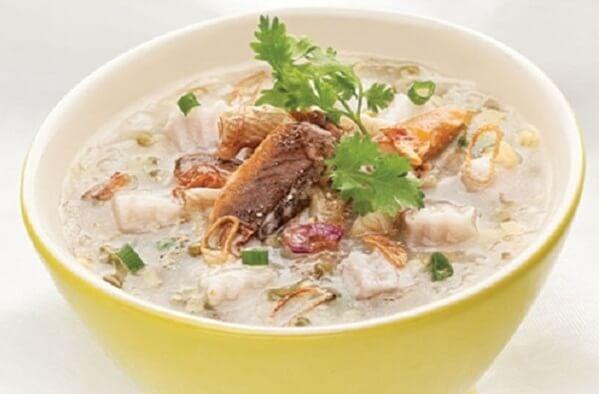 Cách nấu cháo cá chép ngon bổ không tanh – chao ca chep
