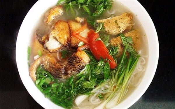 Cách nấu món bún cá ngừ theo cách 1