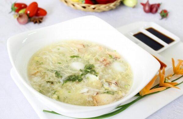 Cách nấu súp cua thơm ngon đãi tiệc