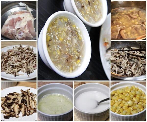 Cách nấu súp gà với ngô ngọt thơm ngon lạ miệng – cách làm súp gà