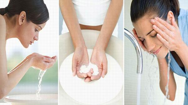 cách rửa mặt bằng sữa tươi, rửa mặt bằng sữa tươi không đường có tốt không