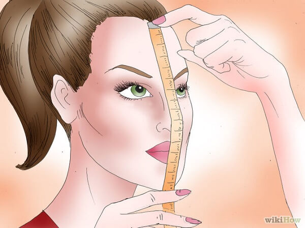 Hãy tiếp tục với bước xác định kiểu khuôn mặt qua chiều dài.