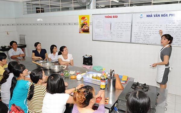 hoc lam banh o dau, trung tâm dạy làm bánh ở tphcm