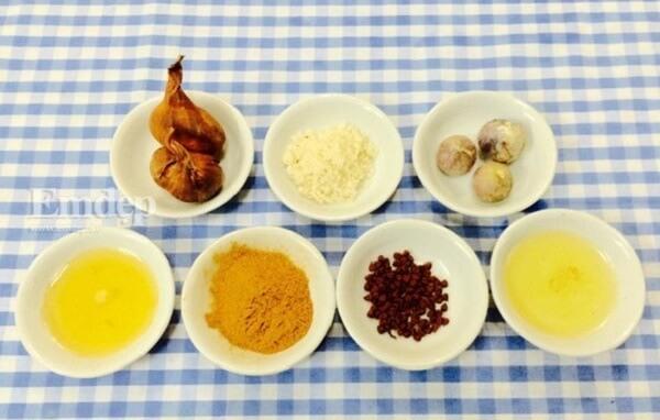Một số gia vị ướp thịt nướng giúp món ăn đậm đà hơn