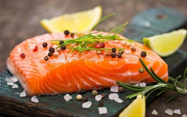Giá trị dinh dưỡng có trong thịt cá hồi